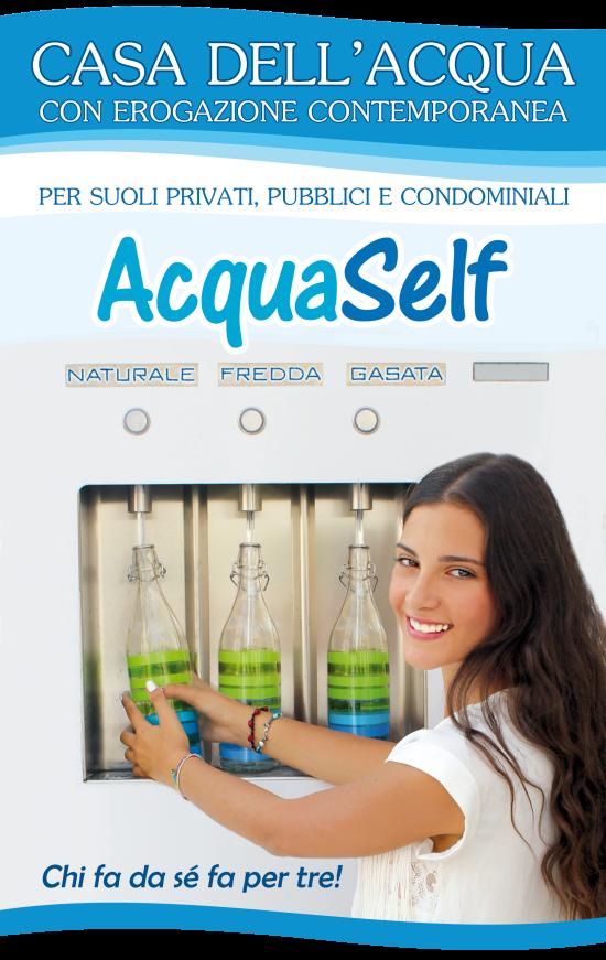 Casa dell 39 acqua per suoli privati pubblici e condominiali - Centralina acqua per casa ...