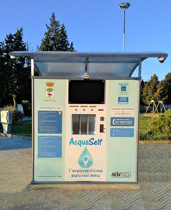 Distributore Acqua Potabile